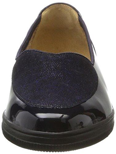 Basic Ocean Gabor Cordones de Shoes Derby para Zapatos Comfort Mujer Azul qPwvERwZ