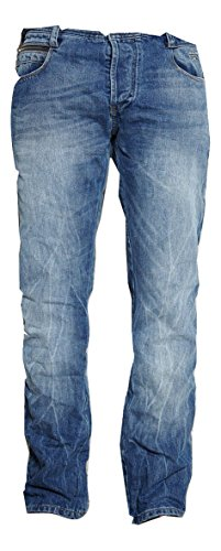 Jack & Jones - Rick Four JJ 522, Standard Fit - light used - blau/blue/dunkelblau