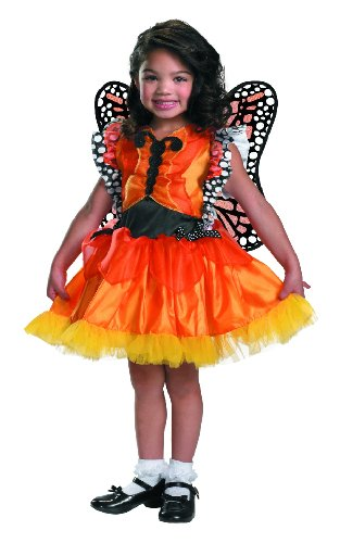 Magic (Magic Monarch Butterfly Toddler And Child Costumes)