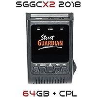 Street Guardian SGGCX2 (2018) GPS Dash Camera With 64GB MicroSD Card (a.k.a. SG9665GC V4, BEST OF DASHCAMTALK)