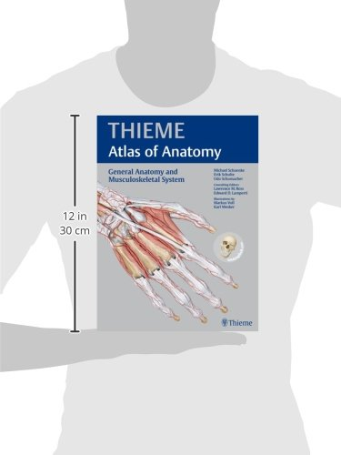 Buy General Anatomy and Musculoskeletal System: Thieme Atlas of ...