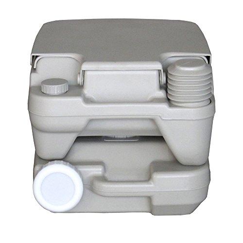 10L PortableFlush Toilet Camping Potty Boat Trip by FDInspiration (Image #2)