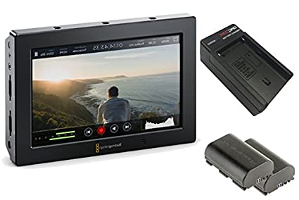 Amazon.com: Kit Blackmagic Design Video Assist 4 K 7