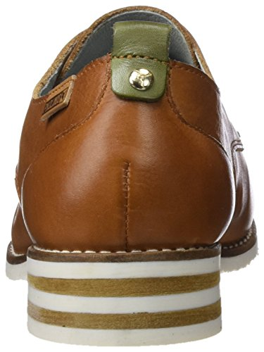 Pikolinos Royal W3s, Scarpe Stringate Derby Donna Marrone (Brandy)