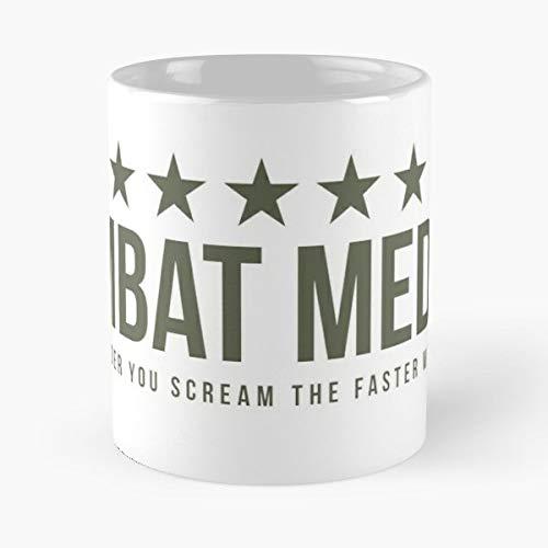 Military Army Navy Coast Guard - Funny Coffee Mug, Gag Gift Poop Fun Mugs -