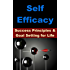 Self Efficacy: Success Principles and Goal Setting for Life