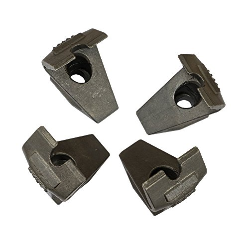 Metal Replacement Rim Clamp Jaw Set Coats Tire Changer 4 pc ()