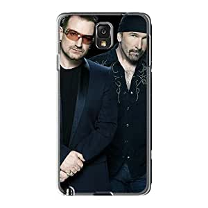 Great Hard Cell-phone Cases For Samsung Galaxy Note3 (maq15268xolz) Provide Private Custom Trendy U2 Skin WANGJING JINDA