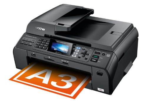 Brother MFC5895CW Wireless Color Photo Printer with Scann...