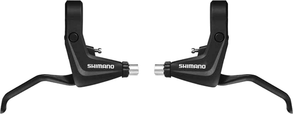 SHIMANO T-Type Bicycle Lever Set - BL-T4000 (Black) by SHIMANO