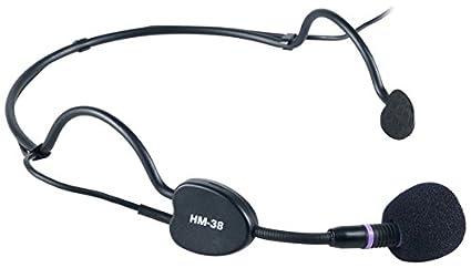 Proel HCM38 - Hcm 38 microfono de diadema