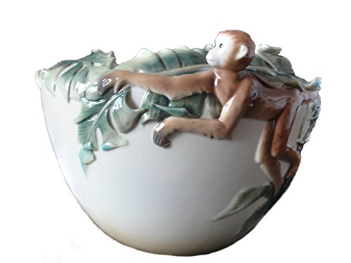 Retired Franz Fine Porcelain Safari