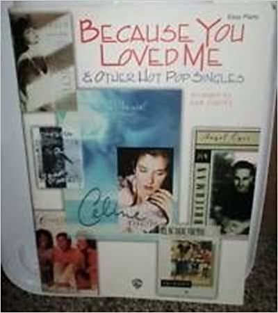 Descargar Libro It Because You Loved Me & Other Hot Pop Singles Libro PDF