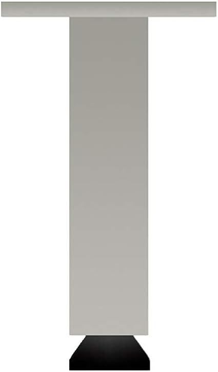 Gambe Per Tavoli In Alluminio.Gambe Per Mobili Piedini Per Mobili Lega Di Alluminio Regolabili