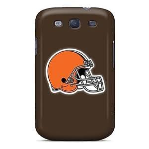 Galaxy S3 Case Bumper Tpu Skin Cover For Cleveland Browns 3 Accessories
