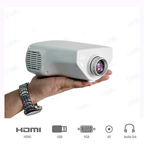 Link Co Proyector de educación Infantil HD 1080P Mini Proyección ...