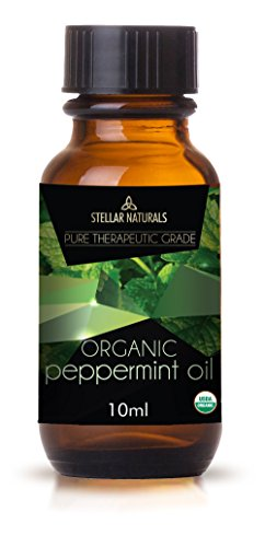 Stellar Naturals Organic USDA Aromatherapy Set of Lavender, Eucalyptus, Lemongrass, Peppermint, Tea Tree and Orange for Therapeutic Bliss by Stellar Naturals (Image #6)