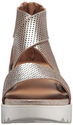 Steven Da Steve Madden Donne Nc-klein Sandalo Metallico