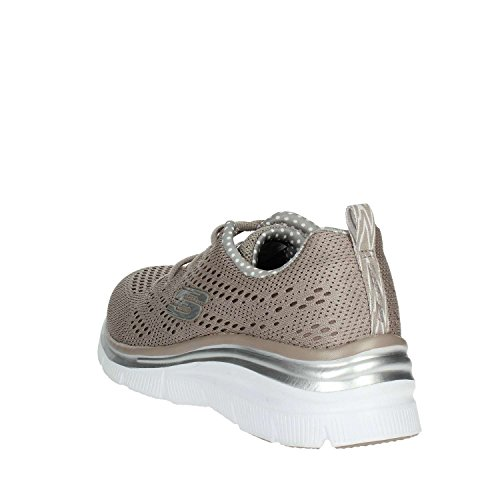 Taupe A Sneakers Basso Tpe Donne 12704 Skechers RqEwH7n