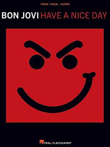 Read Online Bon Jovi - Have a Nice Day pdf