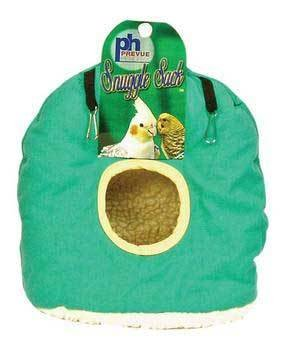 - Prevue Pet Products Snuggle Sack - Cloth Bird Bed Large
