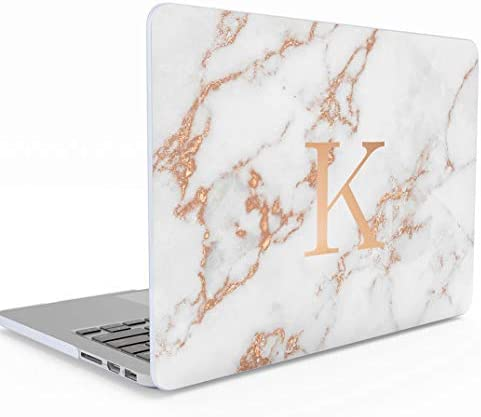 Personalised Personalized Personal Initials MacBook