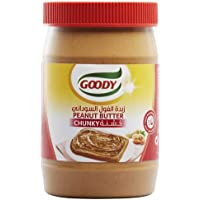 Goody Peanut Butter Chunky, 1000 gm