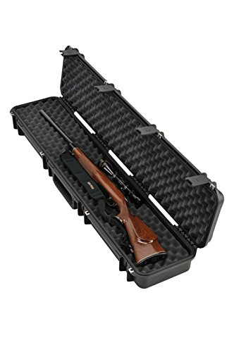 CVPKG Presents - Black SKB Single Rifle case with 2 TSA lock
