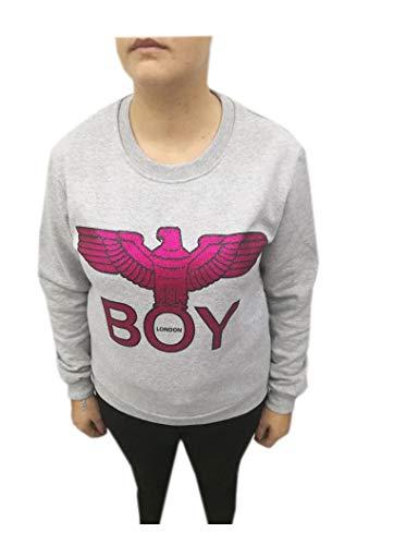 Boy Felpa Grigio Bld1748 London Collection New wqr04wg
