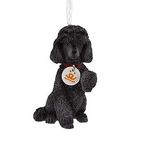 Hallmark Christmas Ornaments, Poodle Dog Ornament 1