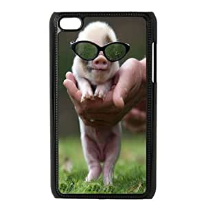 Fggcc pig Hard Back Case for Ipod Touch 4,pig Ipod Touch 4 Case (pattern 6)