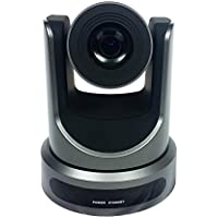 PTZOptics PT20X-SDI | 20X Optical Zoom 1080p HDMI 3G-SDI CVBS IP Outputs Pan Tilt Zoom Camera Gray