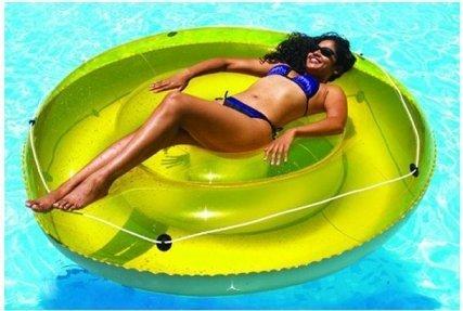 6 Island Sun Tan Lounger