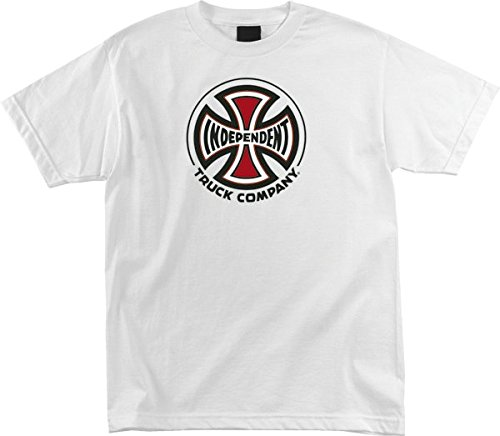 Price comparison product image Independent T-Shirt: Truck Co [Small] White