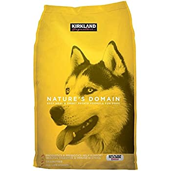 Nature S Domain Dog Food Protein