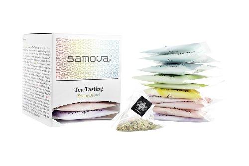 Samova Tea-Tasting Space 10er-Box, 1er Pack (1 x 20,5 g)