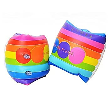 lnvision Niños Natación alas Soft Pulsera flotador 1 - 6 años: Amazon.es: Juguetes y juegos