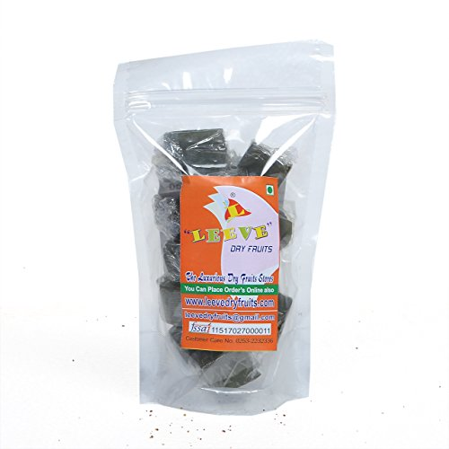 Leeve Dry Fruits Raw Mango Bar Kacha Aam- 200 Grams by Leeve Dry Fruits