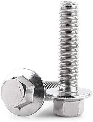 M10 x 120 acier inoxydable Hex Boulons//Lot Vis 10 mm x 120 mm Entièrement Fileté x4
