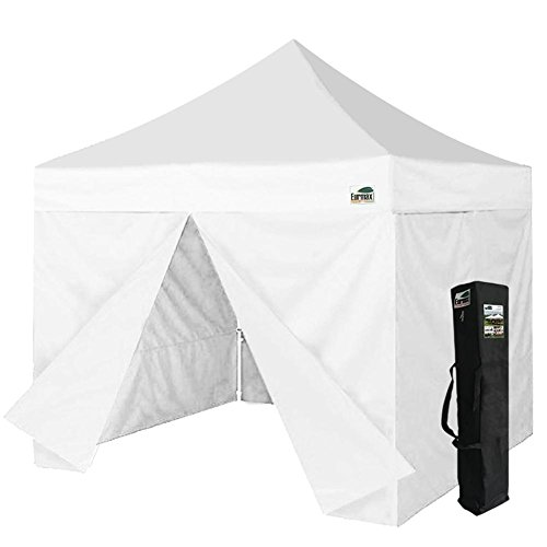 Eurmax Canopy Gazebo Commercial Zippered