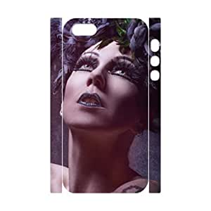 LASHAP Phone Case Of art eye For iPhone 5,5S