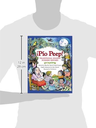 ¡Pío Peep!: Traditional Spanish Nursery Rhymes (Spanish Edition)