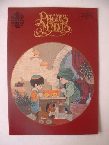 (Precious Moments The Carpenter Shop Cross Stitch Pattern (Chapel Series))
