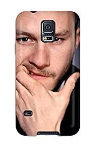 Andters Design High Quality Heath Ledger Cover Case With Excellent Style For Galaxy S5