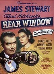 amazoncom rear window collectors edition james