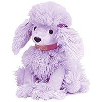 1 X Ty Beanie Babies - Demure Purple Poodle Puppy Dog