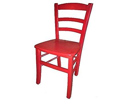 Sedie In Legno Colorate : Mariosupertsore sedia paesana seduta massello laccata colorata sedie