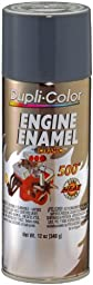 Dupli-Color EDE161107 Ceramic New Ford Gray Engine Paint - 12 oz.