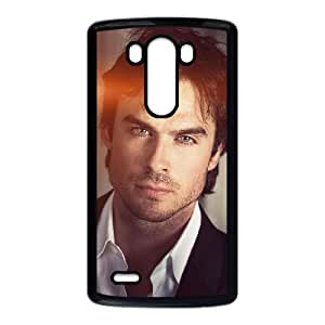 Ian Somerhalder-006 For LG G3 Cell Phone Case Black Protective Cover xin2jy-4328580