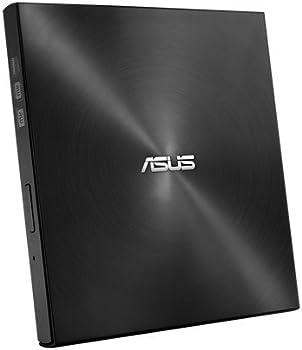 Asus Ultra-slim External DVD Drive + 10Pk. Verbatim Digital CD